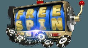 Бесплатные спины в казино Париматч