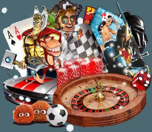 Онлайн-казино Париматч